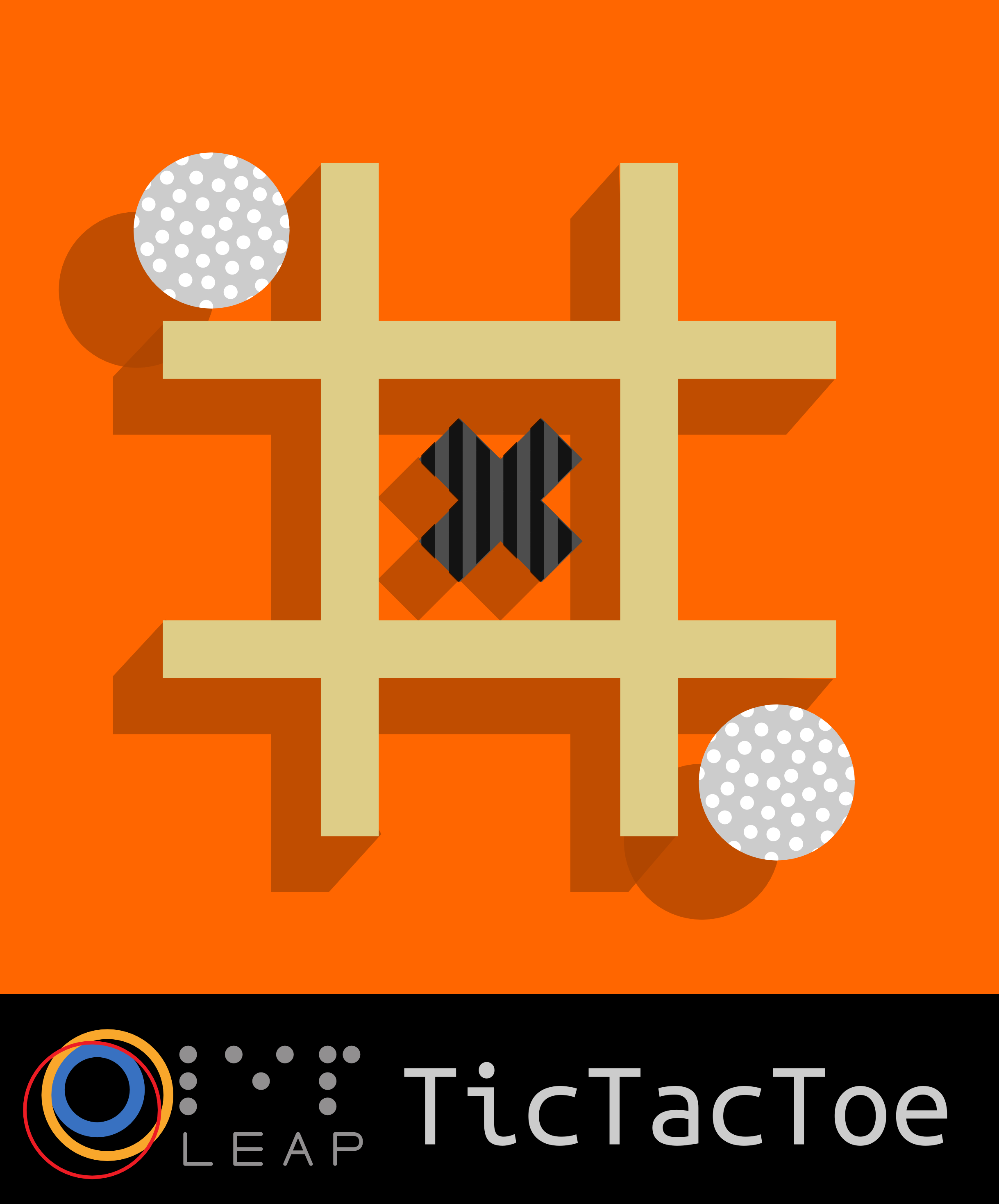 LEAP - TicTacToe