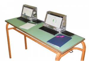 The eDesk alpha 2 prototype is ready and we keep on...